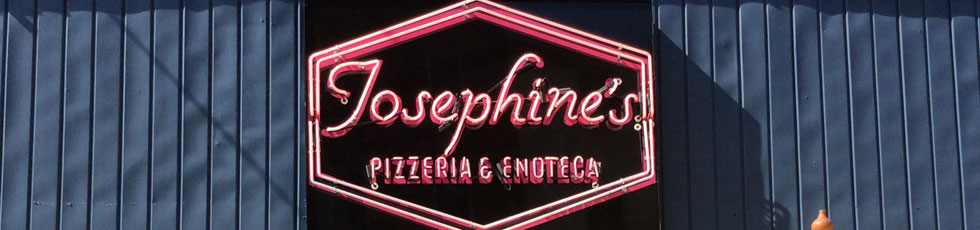 Josephine's Logo Sign