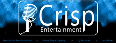 Crisp Entertainment Logo